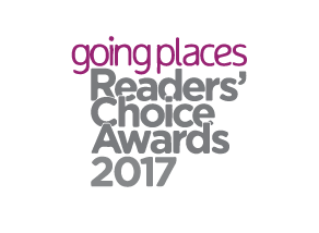 Going Places Readers' Choice Awards 2017