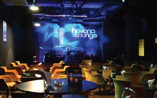 Havana Lounge & Havana Cozy