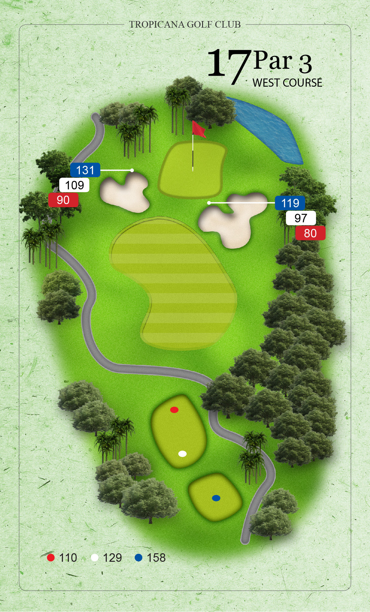 golf clash short iron