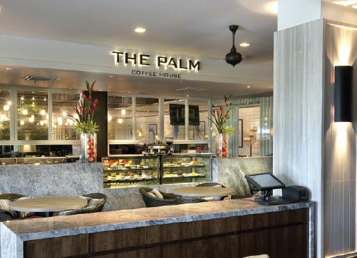 The Palm Coffee House
